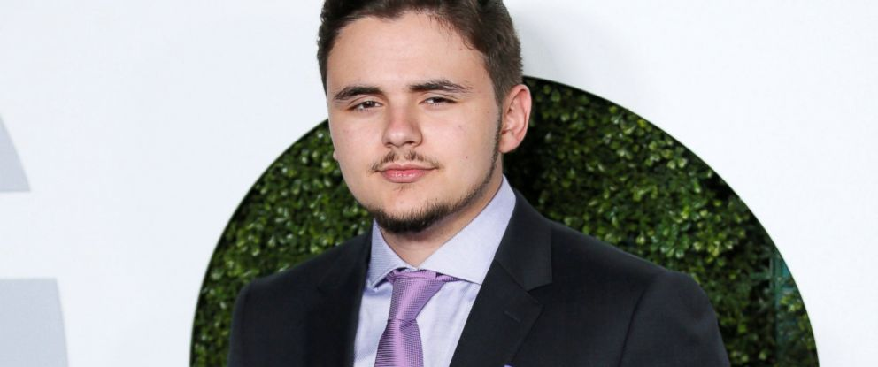 PHOTO: Prince Jackson poses at the GQ Men of the Year Party in West Hollywood, Calif., Dec. 8, 2016.