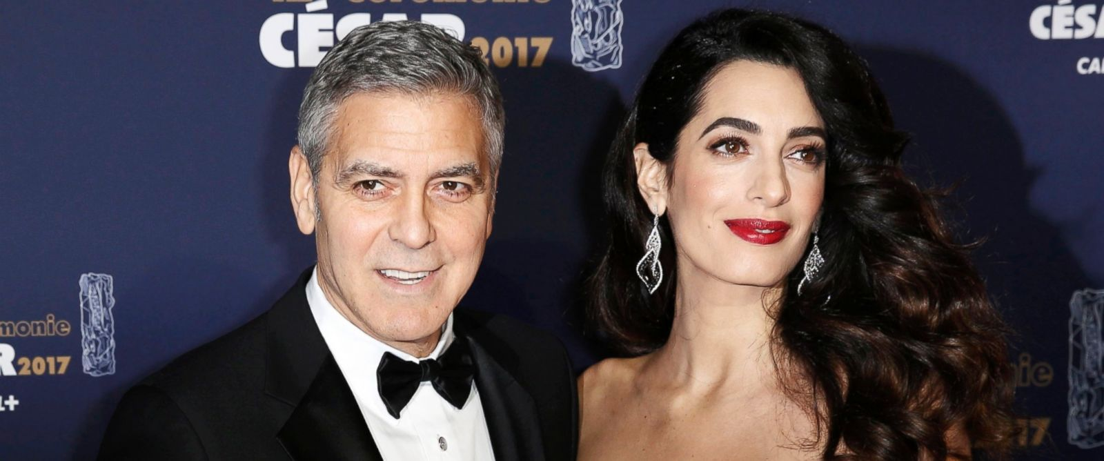 George Clooney and Amal Clooney welcome twins