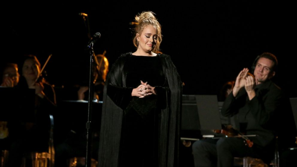 Adele takes home top prizes at the 2017 Grammy Awards
