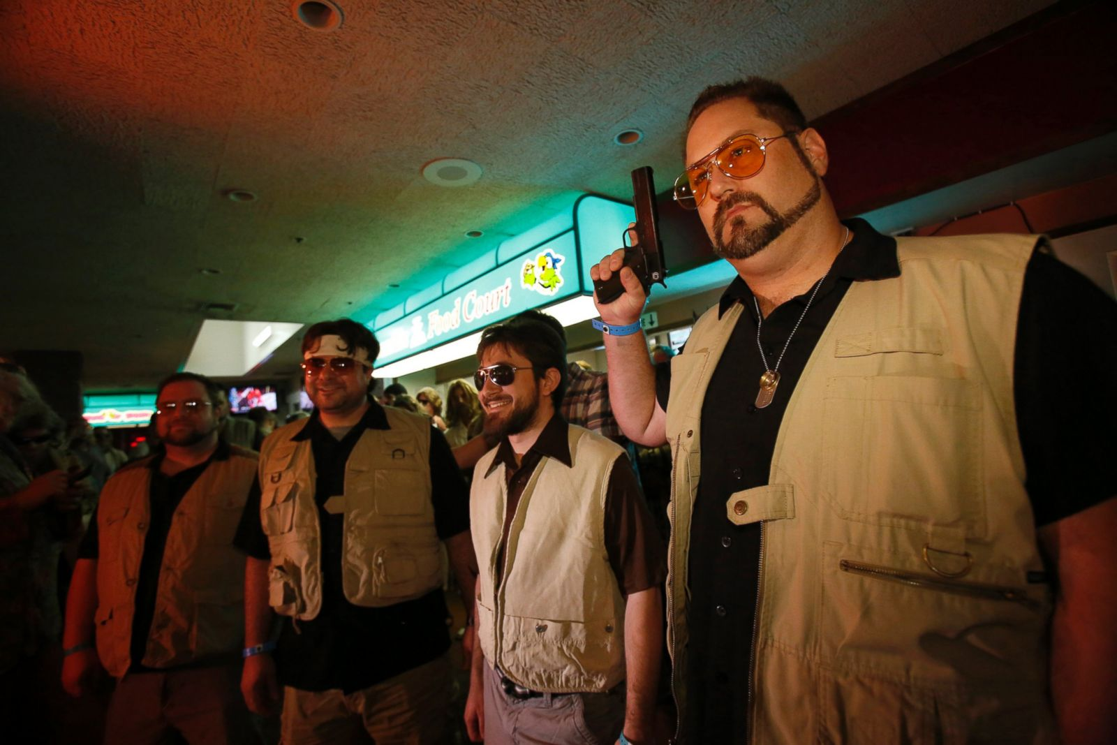 The Big Lebowski Festival Photos | Image #9 - ABC News