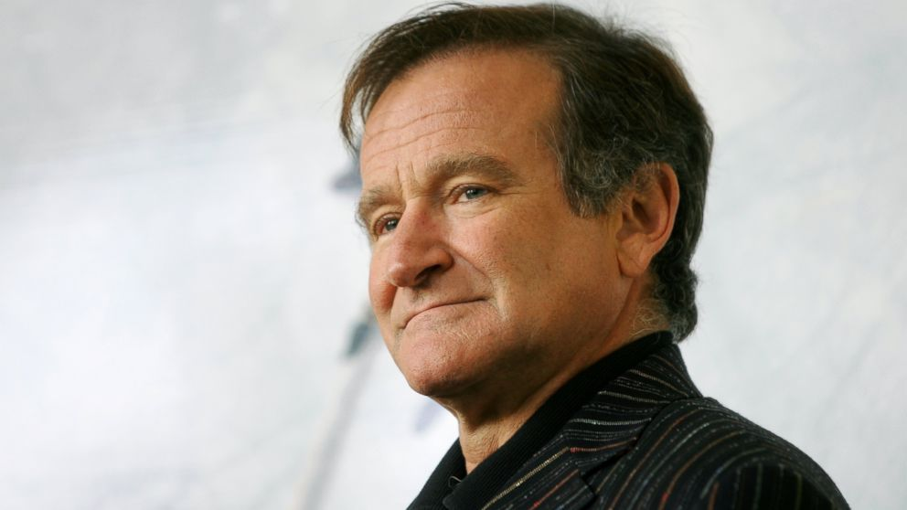Robin Williams U S actor Robin Williams
