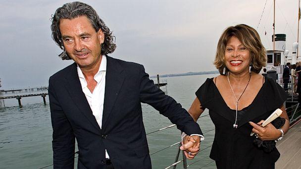 RT tina turner erwin%20 bach ml 130717 16x9 608 Tina Turner Marries Longtime Partner Erwin Bach