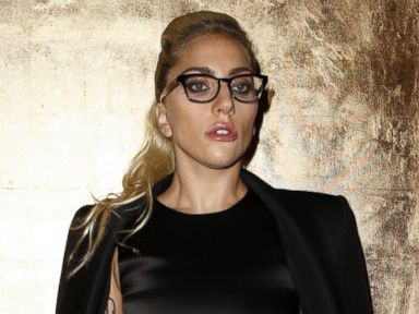 Lady Gaga Pushes the Envelope in a Risque Ensemble