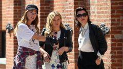 Hilary Duff and Debi Mazer Shoot Younger