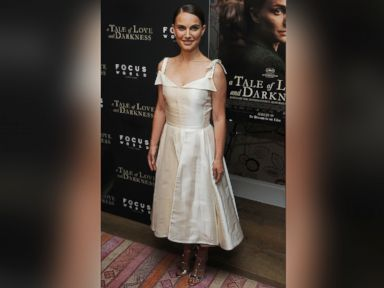 PHOTO:Natalie Portman at the New York Premiere of A Tale Of Love & Darkness.
