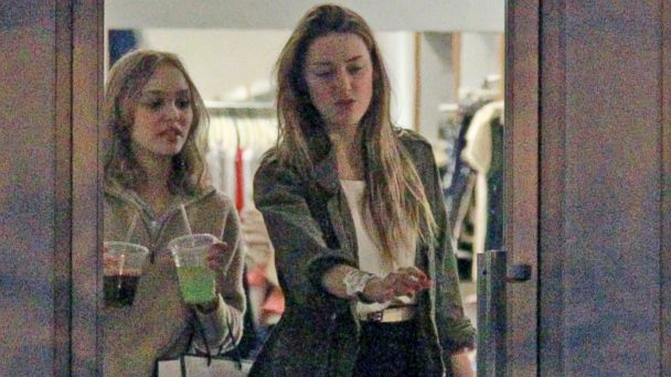SPL amber heard jef 140203 16x9 608 Amber Heard Bonds with Johnny Depps Daughter