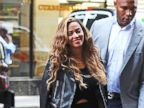 Beyonce Struts Her Stuff in NYC