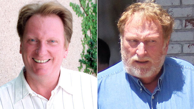PHOTO: Jeffrey Jones then and now.