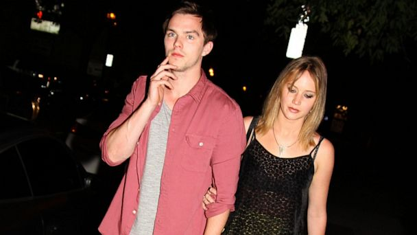SPL jennifer lawrence nicholas hoult jef 130819 16x9 608 Looking Cozy! Jennifer Lawrence and Nicholas Hoult Step Out Together Again (Photo)