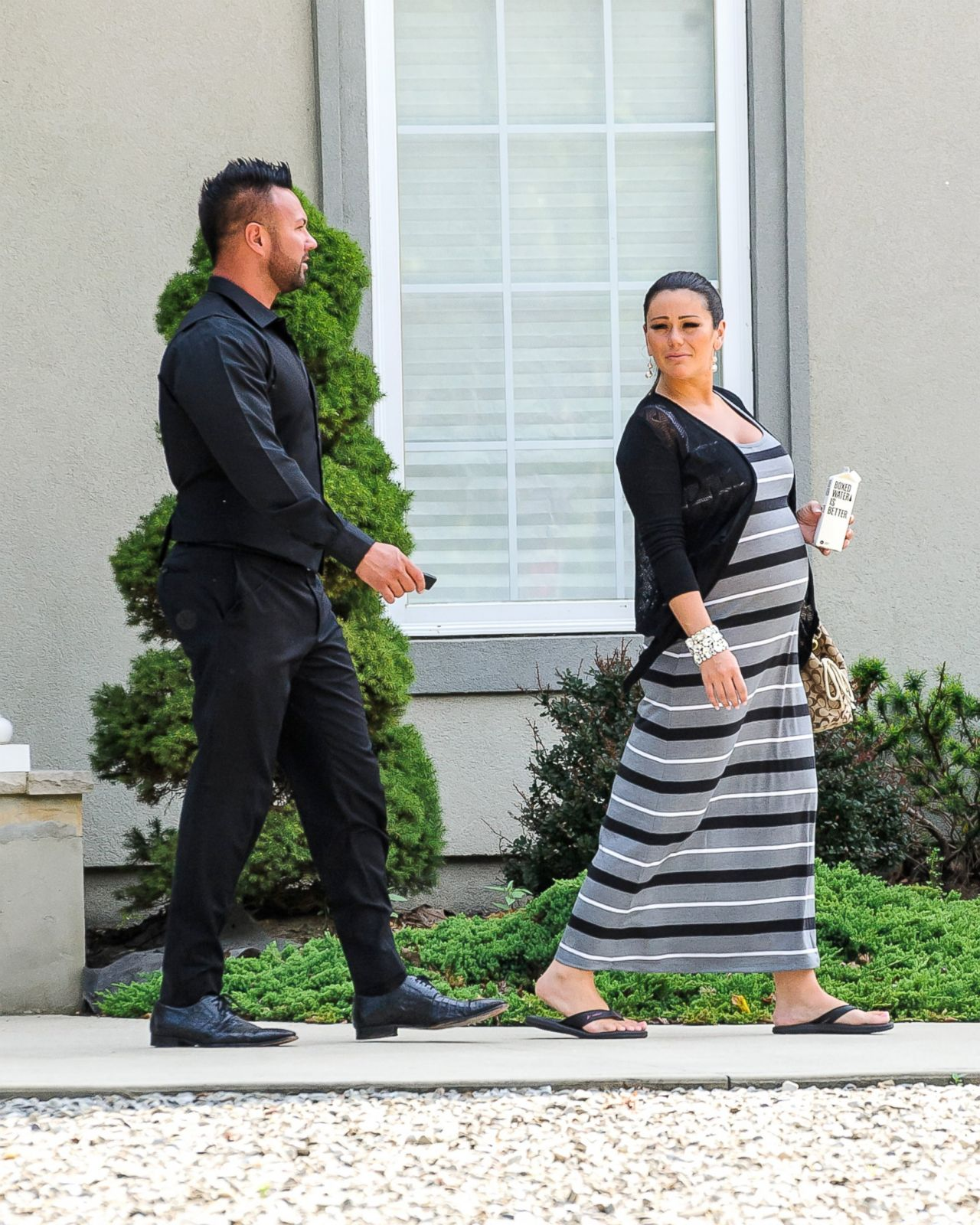 Jwoww Pregnant Pictures Celebrity baby boom photos