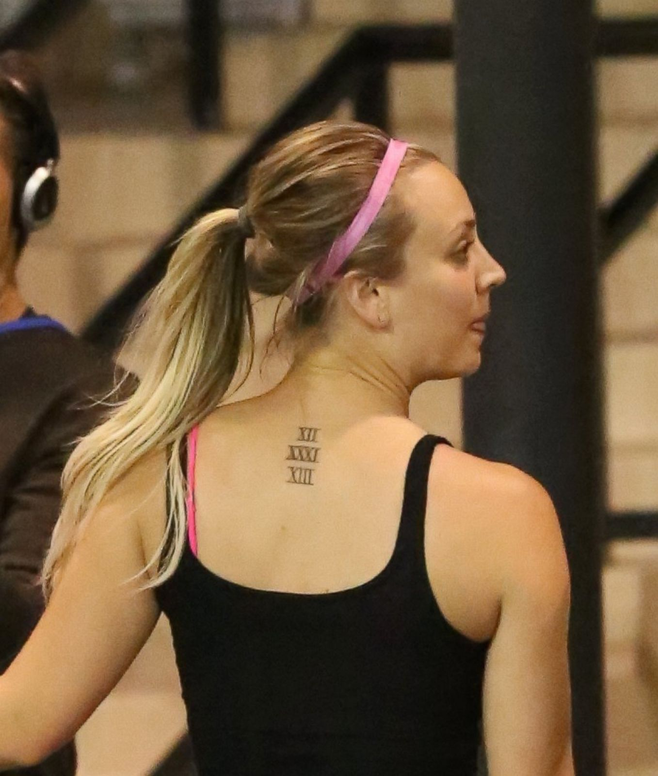 See Kaley Cuoco S Sentimental New Tattoo Picture Celebrities