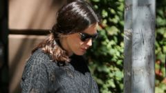 Pregnant Liv Tyler Steps Out in All Black