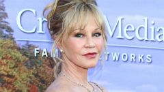 Melanie Griffith Hits the Red Carpet