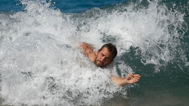 SPL paul walker swimming jt 131201 16x9 608 Paul Walker, RIP: Passion for Marine Biology, Charity