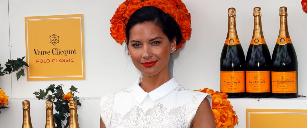PHOTO: Olivia Munn at the Veuve Clicquot Polo Classic on May 31, 2014.