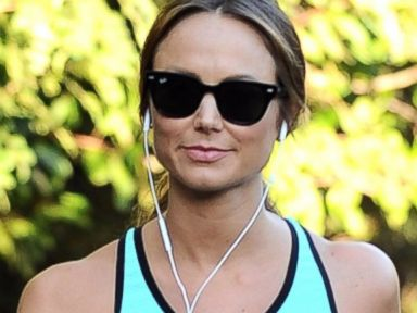 Stacy Keibler Looks Insane Two Weeks After Giving Birth