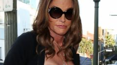 Caitlyn Jenner Goes Out for Dinner in Hollywood