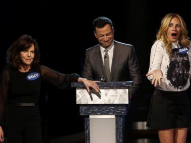 Sally Field, Julia Roberts Have [Bleep]ing Fun in 'Celebrity Curse-Off'