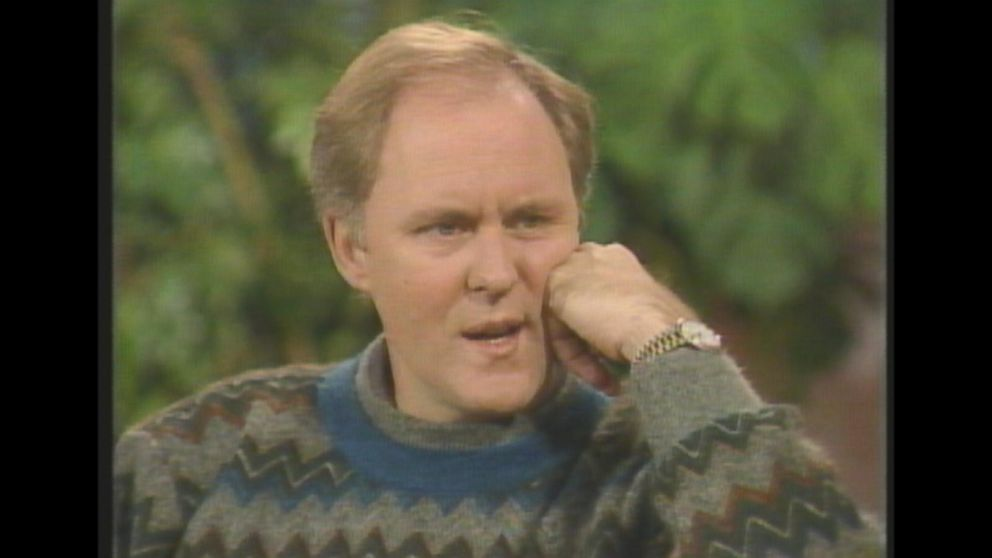 Nov. 29, 1985: John Lithgow talks about the unpredictability of being an actor