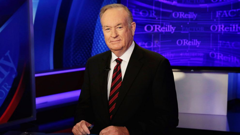 A New Harassment Claim Against Bill O'Reilly Has Surfaced