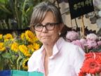 Sally Field Goes Fresh-Faced to Run Errands