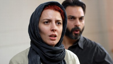 PHOTO: Seen here is a film still from the movie 'A Separation'.