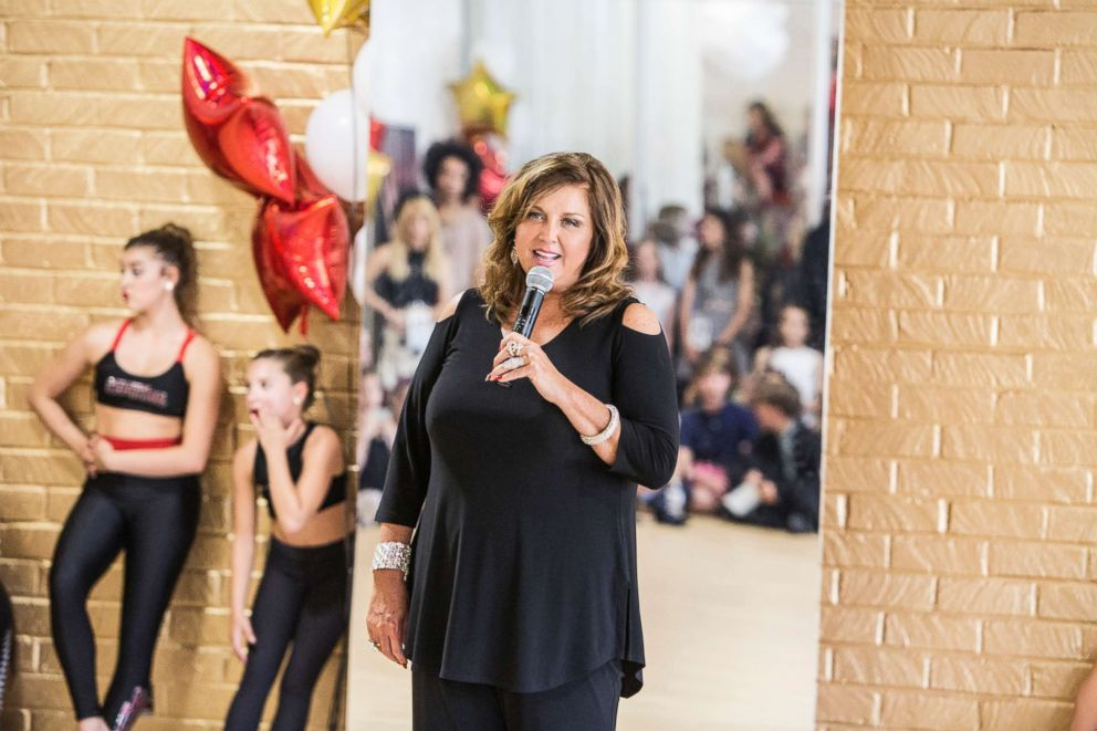 'Dance Moms' Abby Lee Miller Struts Out Of Jail With Early Release