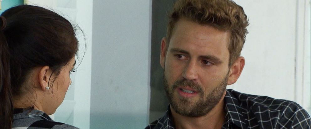 """PHOTO: Nick Viall on """"The Bachelor,"""" which aired on Feb. 13, 2017. v"""