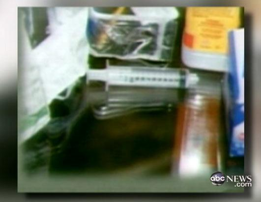 Conrad Murray Manslaughter Trial Evidence Photos