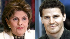 Video: Gloria Allred talks about the David Boreanaz affiar.