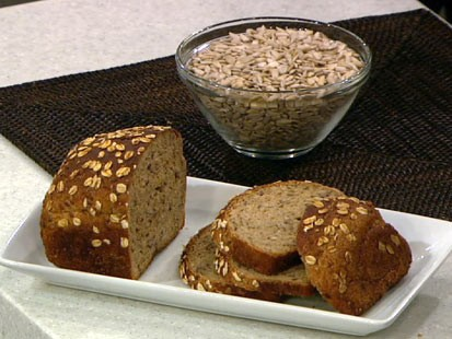 PHOTO: The Chews seven grain bread recipe is shown here.