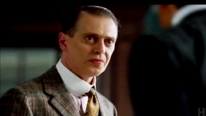 VIDEO: Boardwalk Empire chronicles the life of a 1920s politician and gangster.