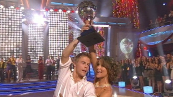 VIDEO: Jennifer Grey is 'Dancing with the Stars' Champion.