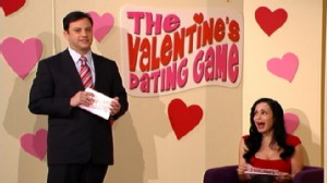 VIDEO: Jimmy Kimmel hosts a dating game for Octomom, Nadya Suleman.