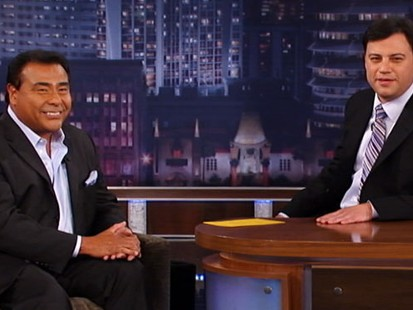 VIDEO: John Quinones talks to Jimmy Kimmel about new season of What Would You Do?