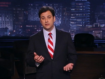 VIDEO: Jimmy Kimmel talks about Twitter being hacked.