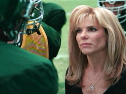 VIDEO: Film trailer for The Blind Side.