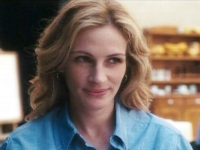 VIDEO: Julia Roberts stars as a divorcee who steers her life in a new direction.
