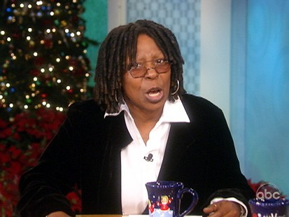 VIDEO: The View talks about passengers bill of rights.