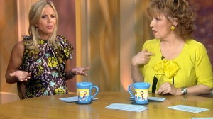 VIDEO: The View talks about the doll that breastfeeds.