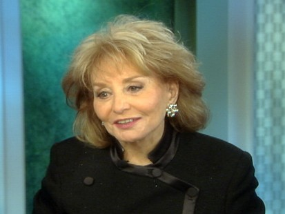 VIDEO: Barbara Walters announces her last Oscar special.