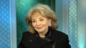 VIDEO: Barbara Walters announces her last Oscar special.