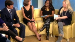 VIDEO: The View and Meghan McCain interview Rob Blagojevich.