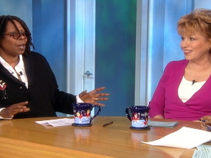 VIDEO: The View talks about Sandra Bullocs Oscar remarks.