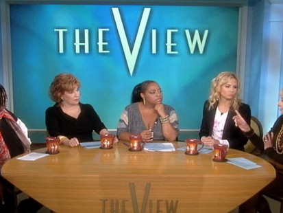 VIDEO: The View talks about gay bullying.