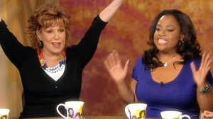 VIDEO: Joy Behar argues with Elisabeth Hasselbeck and Sherri Shepherd over creationism.