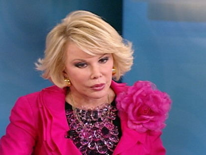 VIDEO: Joan Rivers criticizes Kate Gosselins dancing skills.