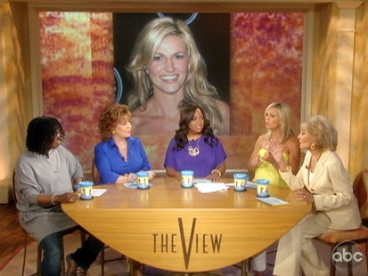 VIDEO: The View talks about ESPN reporter Erin Andrews nude video.