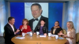 VIDEO: The View shoots down reports that Al Gore assaulted a masseuse in 2006.