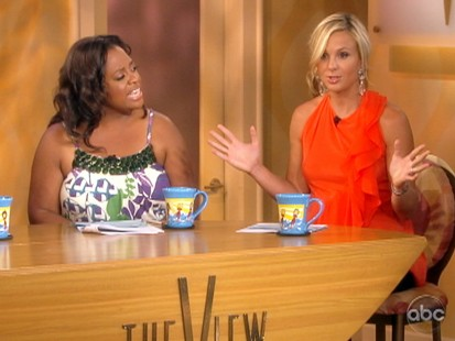 VIDEO: The View talks about the G-spot.